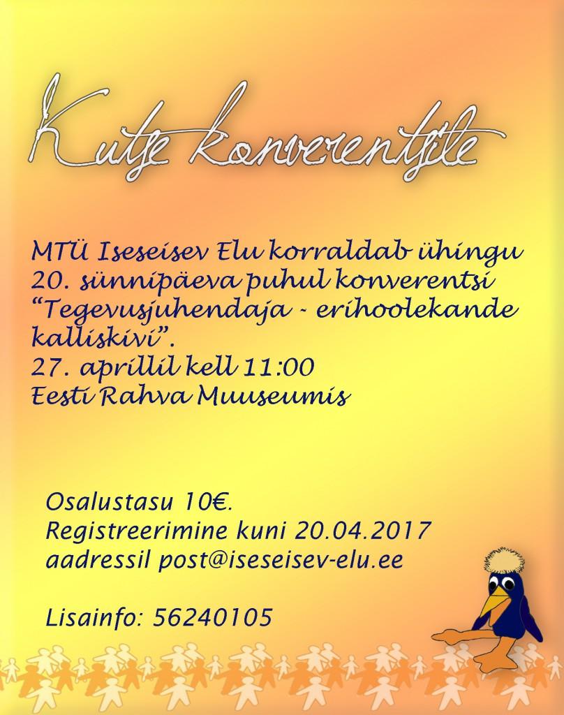 Konverentsi-info